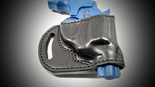 MyHolster Gazelle - Yaqui Slide Holster for Smith & Wesson J Frame 2''