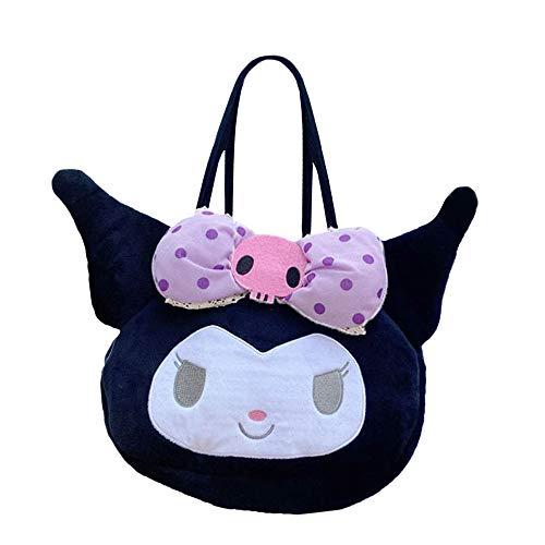 Kuromi Handbag, Anime Cosplay Plush…