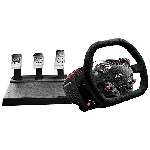 Thrustmaster TS-XW Racer Sparco P310 Competition Mod: volante de carreras con licencia oficial para Xbox One y PC - Funciona en Xbox Series X|S