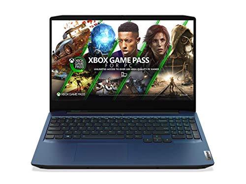 Lenovo IdeaPad Gaming 3 15IMH05 Ordinateur Portable 15.6'' FHD Noir (Intel Core i5, RAM 8Go, SSD 512Go, NVIDIA GeForce GTX 1650 Ti ,...