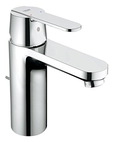 GROHE Get | Badarmaturen - Einhand-Waschtischarmatur, mit Zugstange | M-Size | chrom | 23454000