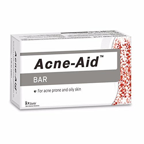 100g STIEFEL Acne-Aid Deep Pore Cleansing Bar Acne Pimple Skin Soap Face Aid by Acne-Aid Bar