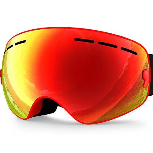 ZIONOR Lagopus X Motos Nieve Snowboard Skate Gafas