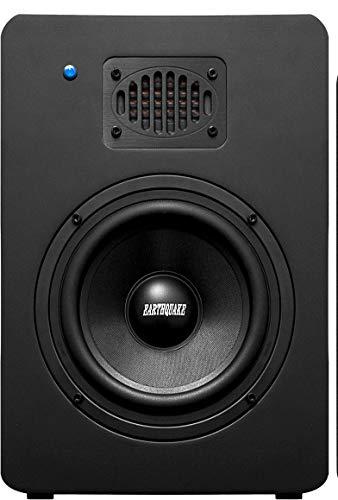EARTHQUAKE SOUND MPOWER Serie Studio Monitor matt schwarz 8-inch Matte Black