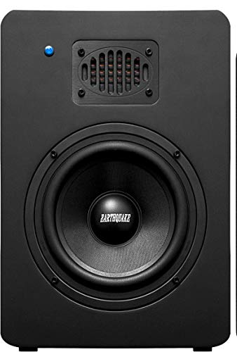 EARTHQUAKE SOUND MPOWER Serie Studio Monitor matt schwarz 8-inch Matte Black