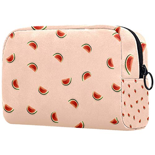 Organizador de cosméticos de viaje, bolsa de maquillaje, bolsa de yoga, bolsa de aseo con cremallera para mujer