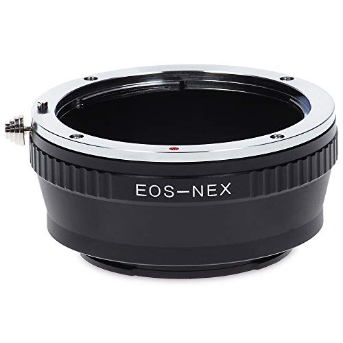 Berlin Optix Canon-EF EOS Adapter kompatibel mit Sony NEX Alpha