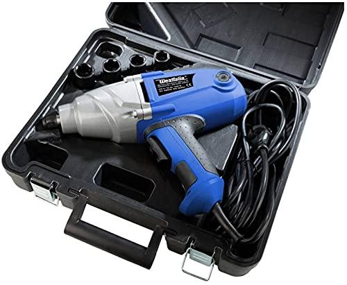 Elektro Schlagschrauber 1050 Watt Powerline mit Drehmoment Einstellung, 230 Volt