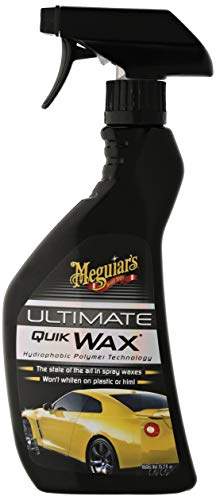 Meguiar\'s ME G17516 G17516EU Ultimate Quik Wax Spray Sprühwachs, 450ml