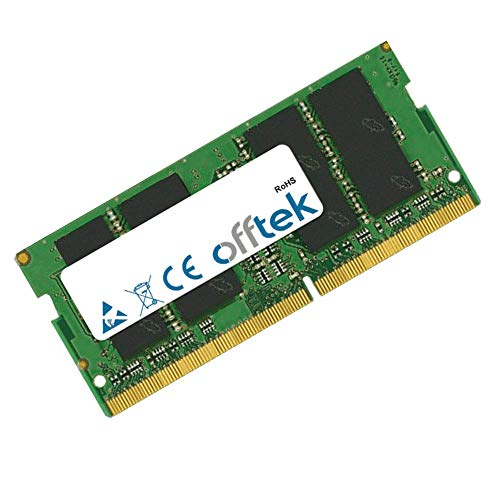 OFFTEK 16GB Replacement RAM Memory for HP-Compaq Pavilion Notebook 15s-fq0012na (DDR4-21300 (PC4-2666)) Laptop Memory