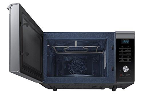 Samsung MC28M6075CS Horno microondas combinado, capacidad 28 litros, plata.