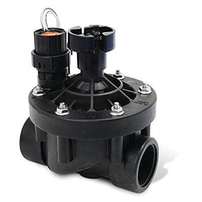 "Rainbird Plastic PEB Series Electric Remote Control Valve, 1.5""/24 VAC by Standard Plumbing Supply-LG"
