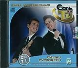 giochi preziosi cd rom per canta tu 11 italian evergreen