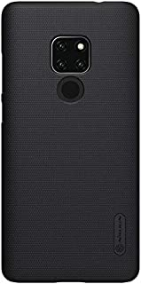 Huawei Mate 20 Nillkin Super Frosted Shield Matte cover case for Mate 20 - Black