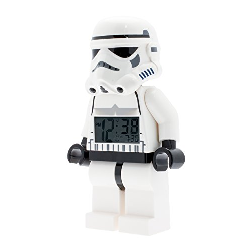 Universal Trends Lego Star Wars Wecker - Stormtrooper (CT00213)