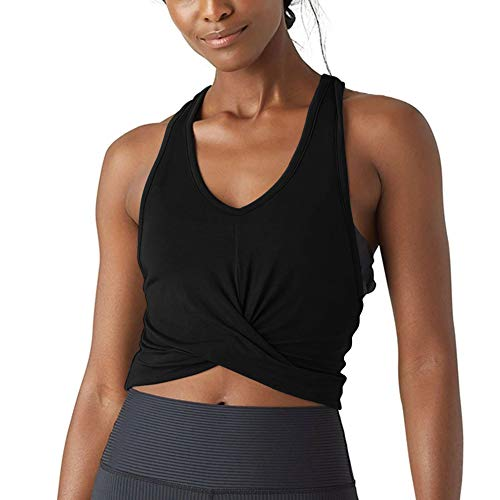 Bestisun Cropped Workout Top Athlet…