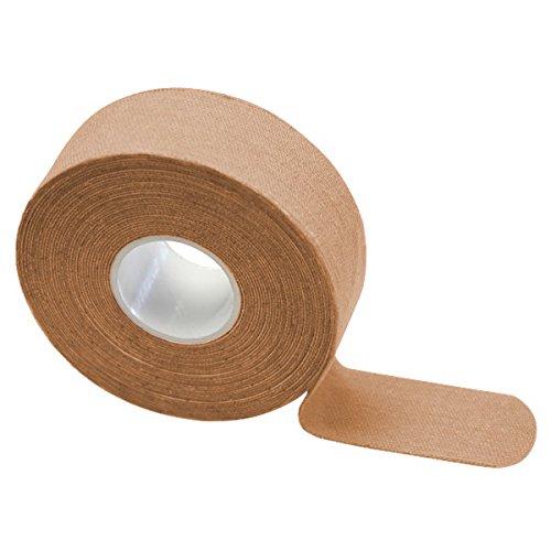 1 Rolle Kinesiologie Tape 5 m x 2,5 cm in 5 Farben von BB Sport, Farbe:beige