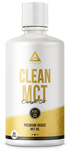 LevelUp Clean C8 MCT Oil