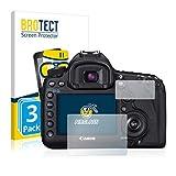 BROTECT AirGlass Protection Ecran Verre Compatible avec Canon EOS 5D Mark III (3...