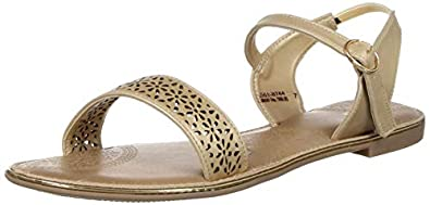 BATA Women's Eli Flat Sandal
