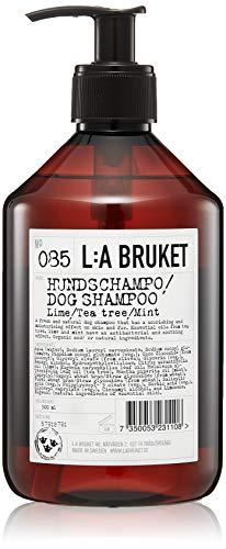 L:a Bruket No. 85 Shampooing pour chien Citron vert/vert menthe 500 ml