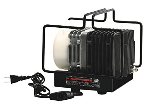 Mr.リニアコンプレッサー L10 模型用塗装用具 PS252