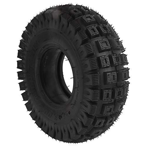 Xirfuni Neumático para Scooter, neumáticos para Camiones de Mano Fácil de Instalar...
