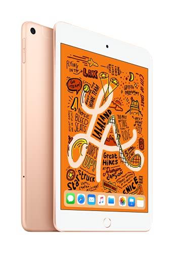 2019 Apple iPad Mini (7,9, Wi-Fi + Cellular, 64 GB) - Gold (5. Generation)
