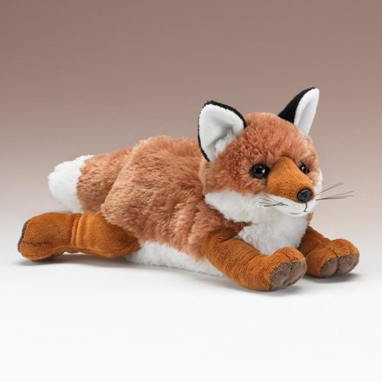 Red Fox Lying By Wildlife Artists 12  L