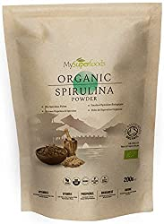 Spiruline bienfaits | Monita Nature