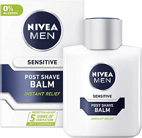 NIVEA FOR MEN After Shave Sensitiv Balsam, 100 ml
