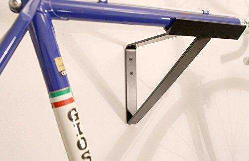 SWmanufaktur Fahrrad Wandhalterung Rennrad Halterung Bike Halter Rad
