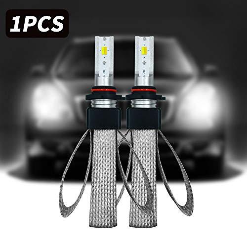 Ampoule De Lampe De Phare De La Voiture Led Hb4, T9 9006 / Hb4 1Pc 80W 9600Lm 6000K Épi De Blanc