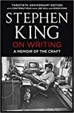By Stephen King On Writing A Memoir of the Craft Twentieth Anniversary Edition with Contributions from Joe Hill and Owen King Paperback - 11 Oct 2012