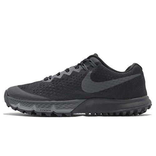 Nike Men's Air Zoom Terra Kiger 4 Running Shoe Black/Anthracite-Anthracite-Cool Grey 8.5