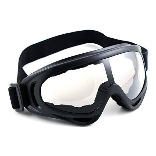 Gafas de Nieve A Prueba de Viento Ciclismo Motocicleta Moto de Nieve Gafas de esquí Gafas Deportes Gafas de Seguridad Protectoras