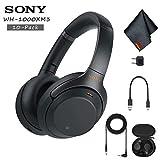 Sony WH-1000XM3 Wireless Noise-Canceling Over-Ear Headphones (Black) -...