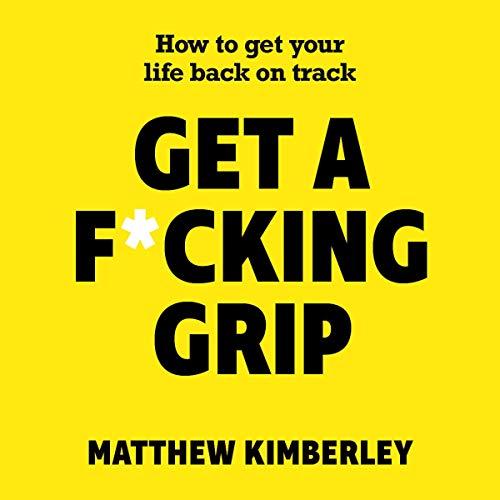 Get a F*cking Grip cover art