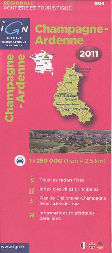 Champagne-Ardenne 2011: IGN.R04 (Champagne-Ardenne: IGN.R04)