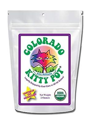 Colorado Kitty Pot Catnip