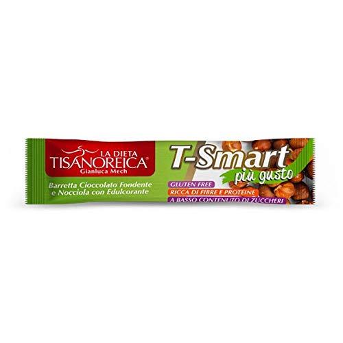 La Dieta Tisanoreica T-Smart Nocciola E Cioccolato Fondente 35g