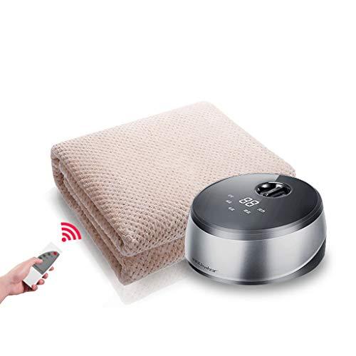 Termocoperta matrimoniale con ciclo dell'acqua, timer, sicurezza intelligente e regolazione della temperatura. Top product!