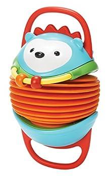 Skip Hop Accordian Baby Toy Explore & More Hedgehog