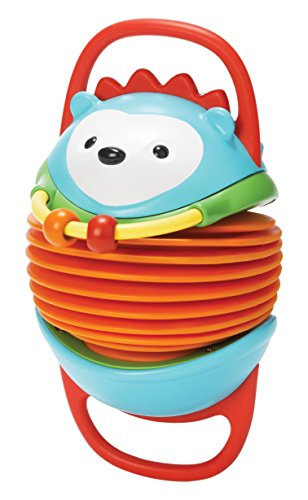 Skip Hop Baby Musical Toys: Explore & More Accordion Hedgehog