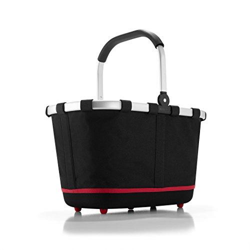 reisenthel carrybag 2 black  Einklaufskorb 48 x 29 x 28 cm, 22 Liter