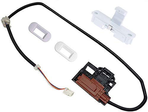 Price comparison product image Ecumfy W10404050 Washer Latch Assembly and W10240513 Lid Lock Strike Compatible with Whirlpool Replaces AP5263307 PS3497627 W10238287 W10744659