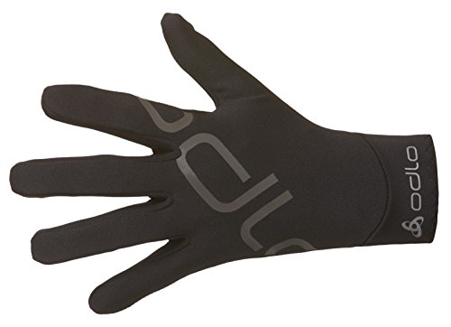 Odlo Unisex Handschuhe Intensity, black, XXL, 792120