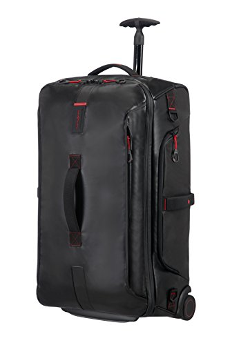 Samsonite- Paradiver light - Wheeled Duffle, 67 cm, 74.5L, Black