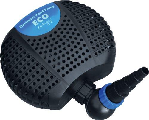 Jebao OFE20000 Eco Pompe de Bassin éconergétique, pour la Filtration ou les Cours d'Eau 20000L/H