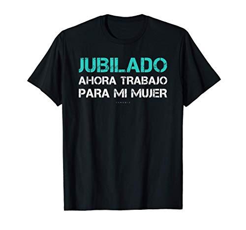 Hombre Camisetas Divertidas Jubilados - Regalo Jubilacion Hombre Camiseta